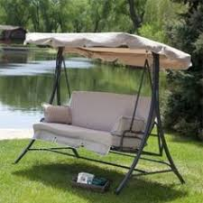 Neat Patio Furniture Clearance With Patio Swing Cushion