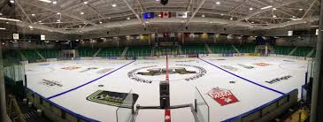 Oilers Arena Seating Chart Okotoks Oilers Home Arena