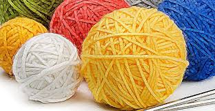 what if life were a ball of yarn?