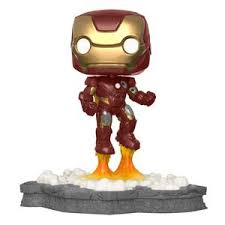 Developer camouflaj talked to playstation blog during san diego comic con to discuss how it took on both the. Funko Pop Deluxe Marvel Avengers Assemble Series Iron Man Amazon Jrtoyhut