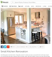 Small Open Kitchen This Is It The Small Kitchen Reno I Have Been Looking For