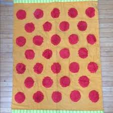 polka dot area rugs kids rug 8x10