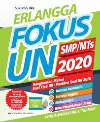 Makalah materi soal bahasa indonesia kelas 8 smp/mts diterangkan mulai dari sd, smp, atau sma , mts, ma dan smk lengkap dengan jawabanserta pembahasannya. Jual Buku Detik Detik Un Smp Erlangga Fokus 2020 Plus Kunci Jawaban Kab Karawang Totokstore2020 Tokopedia