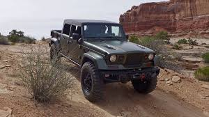 2016 Easter Jeep Safari concept trucks test drives with photos