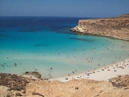 Beach On Rabbit Island In Lampedusa Sicily Best Italy Beaches