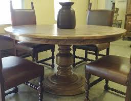 sophisticated 60 inch round pedestal dining table painters ridge in artistic inch round dining table