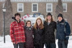StFX students hopeful, excited to make a difference in Syrian refugee  crisis, creating student society as part of StFX's greater efforts | StFX  University