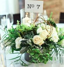 wedding centerpieces for round tables small