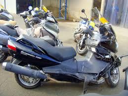 suzuki burgman 650 motor bike