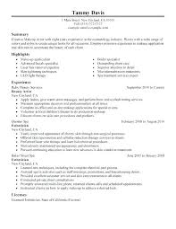 Objective For Esthetician Resume Best of Sample Resume For Esthetician Resume Cover Letter Resume Cover