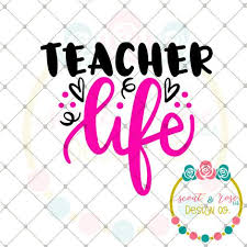 Our svg files are ready to use with cricut and silhouette cutting machines. Free School Teacher Themed Svgs