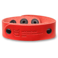 Кожаный <b>RFID</b>-браслет <b>WOCHI P</b> (<b>Москвенок</b>), размер S