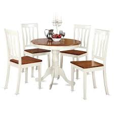 cherry kitchen table home ermilk and cherry kitchen table and chair 5 piece dining set 48