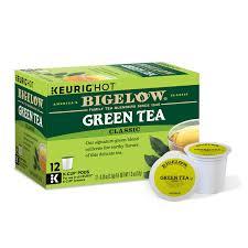 bigelow green tea k cups 12 count