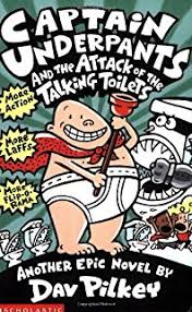 captain underpants and the of the talking toilets