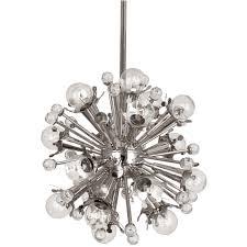 55 most first rate sputnik mini n jonathan adler chandelier nickel modern chandeliers sphere dallas