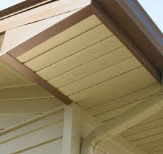 Painting House Exterior Trim Facia Boards How To Prep Paint Worn Soffit Fascia Paint