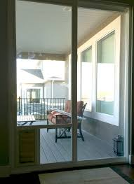 In Glass Pet Door - Utah Pet Door