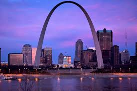 Image result for photo of gateway arch