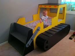 unique kids bedroom furniture. bulldozer toddler beds modern unique for boys kids bedroom furniture h