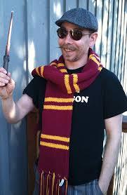 Harry Potter Scarf Knitting Pattern Custom Inspiration Design