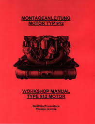 porsche technical manuals porsche 912 engine workshop manual 1965 through 1968