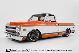 1970 Chevrolet C10 Pro-Touring | Classic Car Studio