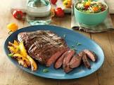 balsamic marinated flank steak low carb