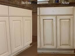 learn to paint a cream cabinet with glaze gallery from antique white glazed kitchen cabinets