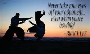 Martial Arts Quotes Cool Martial Arts Quotes