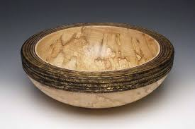 decorative wood bowl decorative wooden bowl by