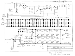sam s laser faq complete ss laser power supply schematics i would give more contact info for the designer raymond but i couldn t the hand printing on the schematic it uses a basic half wave power