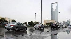 أمطار الرياض تغمر تويتر