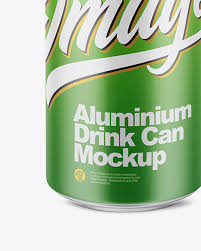 All mockups are crafted very carefully, the layers are neatly organized, which will give you the freedom. 500ml Matte Aluminium Can Mockup In Can Mockups On Yellow Images Object Mockups