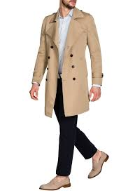 men s mj bale coats pergaud trench