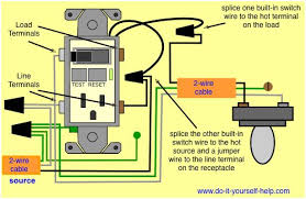 surfside motorhome gfci wiring diagram surfside wiring diagrams gfci wiring diagrams gfci home wiring diagrams
