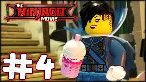 LEGO Ninjago The Movie - Videogame - LBA 4 - Ninjago Uptown! by Blitzwinger