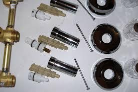 replace shower faucet cartridge beautiful delta single handle bathtub faucet leaking repair leaking delta