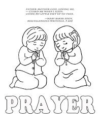 Small Picture Luxury Children Praying Coloring Page 18 In Coloring Books with