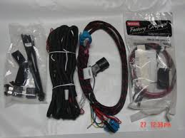 western wiring unimount hb5 63420 western unimount hb 5 headlight harness kit ford f150 super duty excursion 99