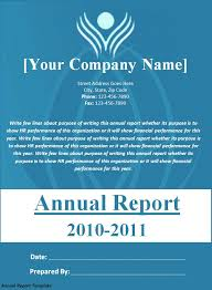 Financial Report Cover Page 12 Annual Report Cover Page Templates Images Annual Report Cover