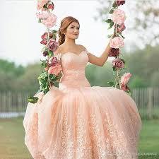 peach wedding dress. Vintage Arabic Sexy Mermaid Lace Appliques Wedding Dresses 2017