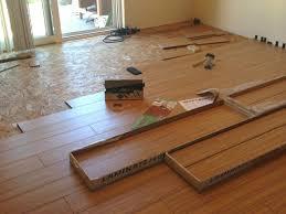 laminateflooring1 this week s project consisted of installing laminate flooring