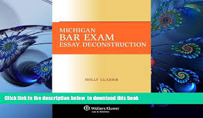 audiobook michigan bar exam essay deconstruction holly glazier audiobook michigan bar exam essay deconstruction holly glazier full book video dailymotion