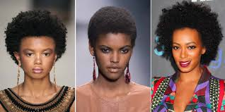 La Coupe Afro En 13 Inspirations Canons Cosmopolitanfr