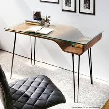 glass office furniture. modren furniture lumisource avery desk on glass office furniture