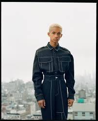 jaden smith wears pyer moss for vman 41 photography luke gilford fashion dogukan nesanir