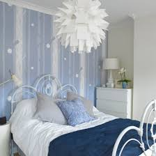 Modern Blue And White Bedroom : Willie Homes - Blue And White ...