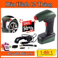 Máy bơm hơi xe ô tô cầm tay Portable Air Compressor MA-018 HÀNG CHÍNH  HÃNG?SIÊU HOT?