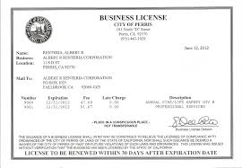 11 Best Images Of Business License And Permits Business Licenses